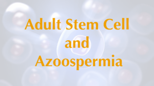 Mesenchymal stem cells therapy has been considered as the new option to treat infertility.